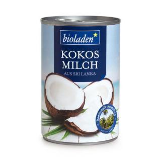 Kokosmilch, 400 ml