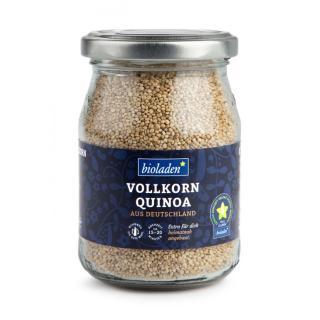 Vollkorn Quinoa,210g Glas + Pfand