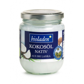 Kokosöl nativ, 200ml