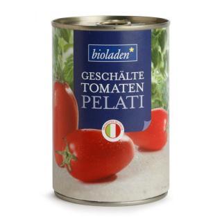 Pelati geschälte Tomaten, 400g