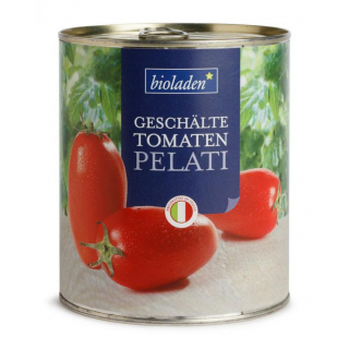 Pelati geschälte Tomaten, 800g