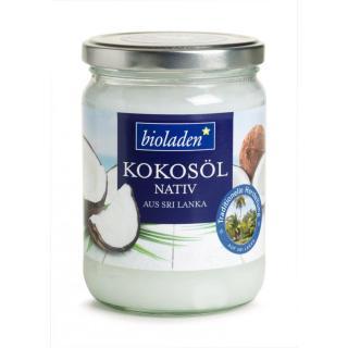 Kokosöl nativ, 500ml