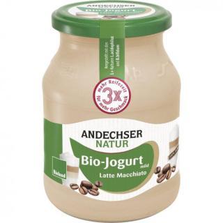 Joghurt Latte Macchiatto, 500g,+ Pfand