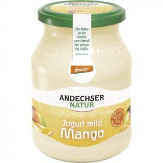 ".Joghurt ""Mango"" 500g + Pfand"