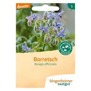 ".Borretsch ""Borago officinalis"""