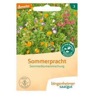 .Sommerblumenmischung Sommerpracht