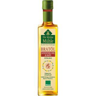 Bratöl Sonnenblume & Raps, 0,5 L