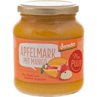 Apfelmark mit Mango, 360g
