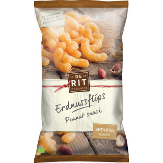 Corn Snacks/Erdnußflips, 125 g